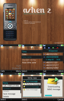 Ashen 2 for Sony Ericsson by realitydoesnotexist