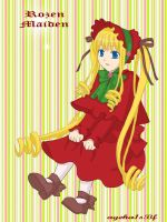 Shinku is cute, isn't she? by ageha1sBf
