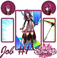Elsword RPs - Job Class Sheet, Master Reaper by ChibiSalLina