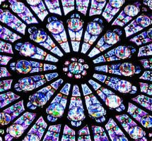 Stained glass by TalesOfTheWorld