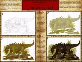 The War Drake TUTORIALS by MharkNeilCudal