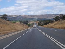 Nearing Willunga by tablelander