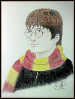 Harry Potter by Artistic-Imagery