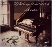 The Piano ~ Quote by RMS-OLYMPIC