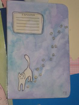 Catbook by StaceyTram
