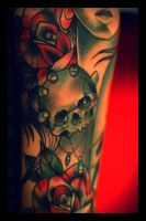 details from half sleeve :) by rozeink