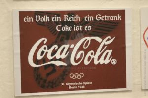 1936 Coke Ad by julius1880