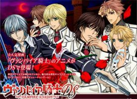 Vampire Knight Boys by xShunXJulieMegaFanx