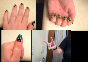 .: Noiz nails :. by SapphireItrenore