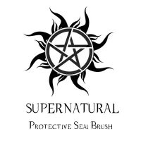 Supernatural Protective Seal by IAmSamael