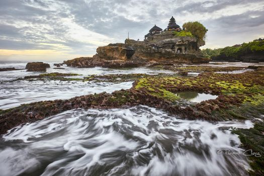 .:Tanah Lot Temple 2:. by RHCheng