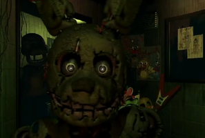 FNAF3 TEASER TRAILER OMG O-O by candy70045