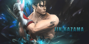 Jin Kazama by FeythArtanis