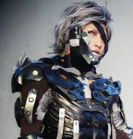Raiden gaze at the horizon by Cosplay4FunUltimate