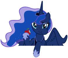 Resource: Luna by LazyPixel