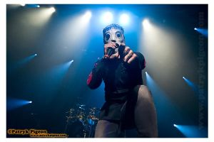 Slipknot - Corey Taylor by MrSyn