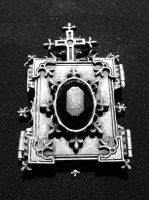 Orthodox Icon Locket 2 by LadyxBoleyn