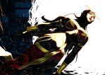 Darna - Darkest Hour by chesterocampo