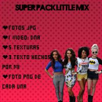 SUPER PACK LITTLE MIX by MariaaVertzman