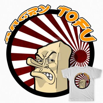 Angry Tofu by SPetnAZ1982
