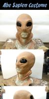 Abe Sapien Costume by HeroesByHand