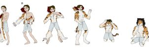 Tiger Costume TF Request by Fighting-Wolf-Fist