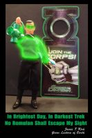 Green Lantern Kirk by stourangeau