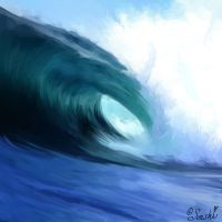 The Wave by DreamingMerchant