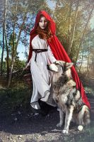 Red Riding Hood 5 by Costurero-Real