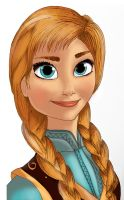Anna - Frozen by Elliepamp