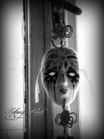 Masque by SolveigBlack