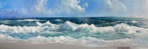 Waves by jlawe