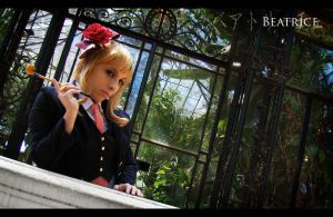 Beatrice Cosplay 03 by Bastetsama-Cosplay