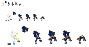 Practice sprite #9/That custom Pose tho by TechM8