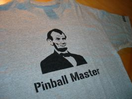 he is the pinball master by to-be-jess