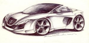 my wanna be seat concept car by ricmendes