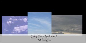 Sky Pack Volumn 2 by Insan-Stock