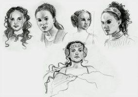 Sketches by AngelinaBenedetti