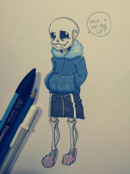 Sans by TheSewingLady