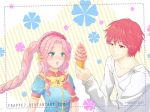 CE: Aiko and Lawrence by Frappe7