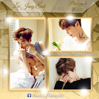 +LEE JONG SUK   Photopack #OO2 by AsianEditions