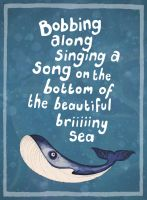 Whale Song by CheshireSpider