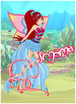 Inganna Harmonix by CharmedWings