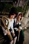 Rozen Maiden.twins.2 by AikoShorin