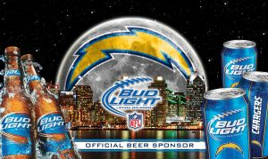 Bud Light Chargers by carlitos79