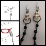Grell's glasses chain by deviantlisard