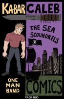 sea scoundrels cover page by willorr