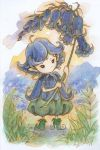 Bluebells for Joanna by aruarian-dancer
