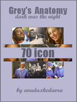 Greys Anatomy icon pack by avadaxkedavra
