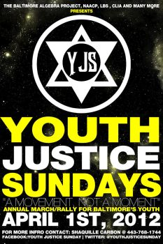 Youth Justice Sundays by dariusgrand
